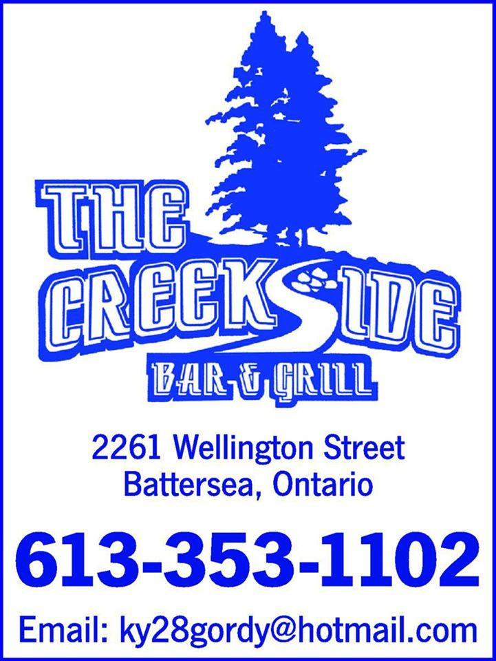 Creekside Bar & Grill logo