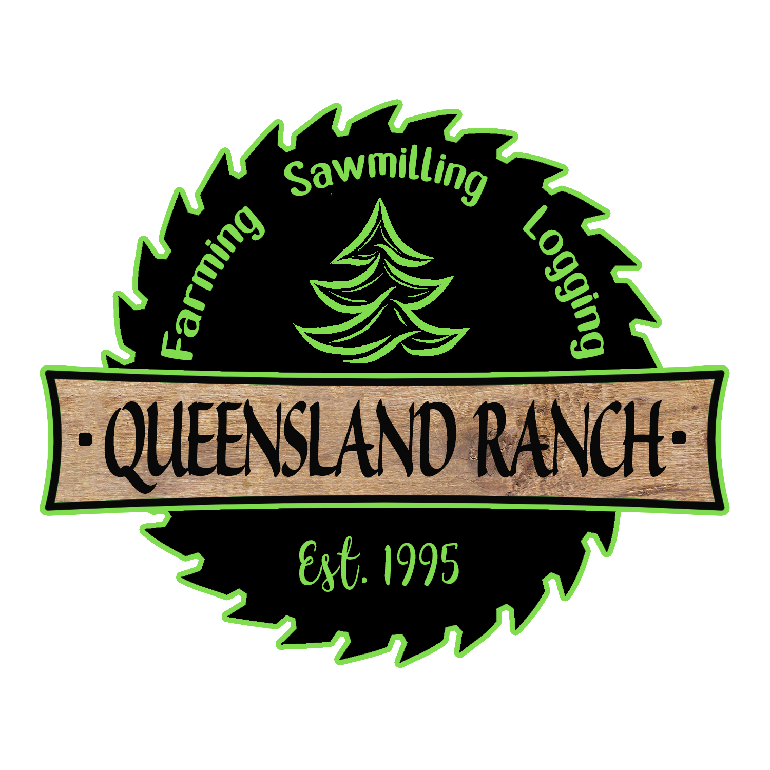 Queensland Ranch logo