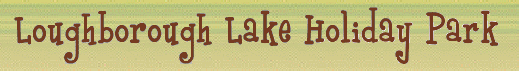 Loughborough Lake Holiday Park  logo