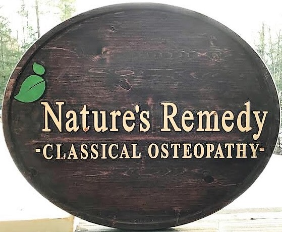 Nature's Remedy - Classical Osteopathy logo